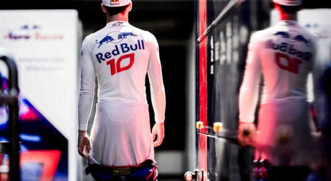 Пьер Гасли в Гран-при Германии будет стартовать последним