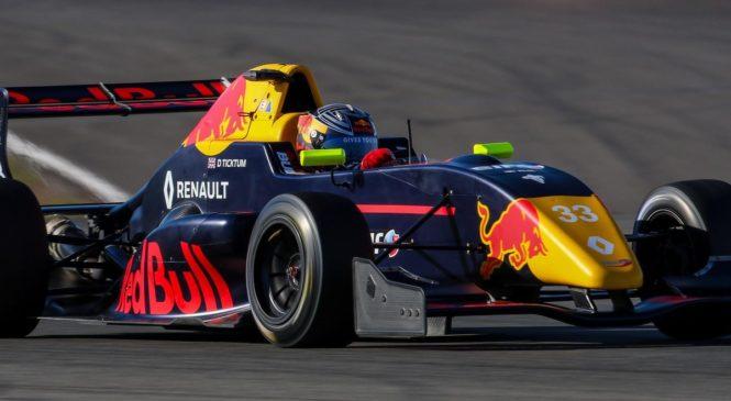 Хельмут Марко: Тиктум может получить шанс в «Формуле-1»