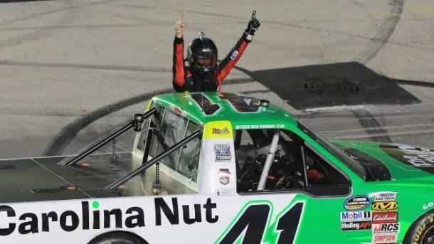 Бен Роудс выиграл гонку «Кэмпинг Уорлд Трак Сериес»