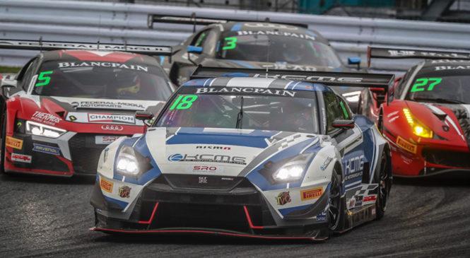 КСМГ добился первой победы на новом «Ниссан ГТ-Р ГТ3». Итоги этапа азиатской серии «Бланпен ГТ»