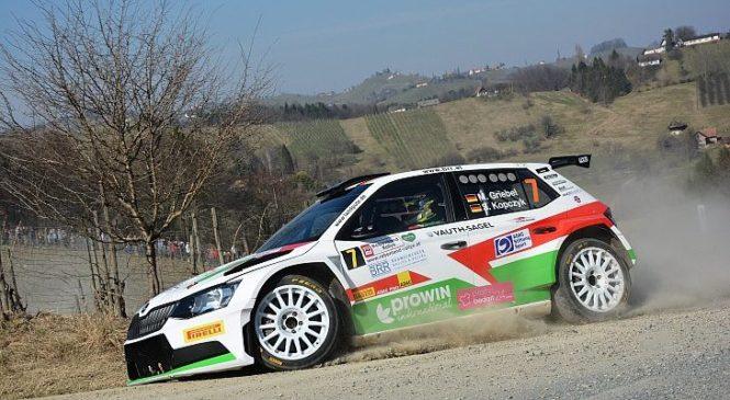 Чемпион юниорского зачёта ЧЕ по ралли 2017 года Мариан Грибель примет участие в немецком этапе WRC