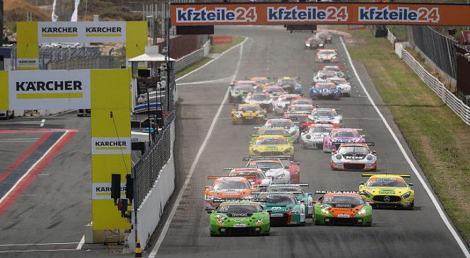 Перес-Компанк и Мапелли выигрывают первую гонку АДАК ГТ в Зандворте