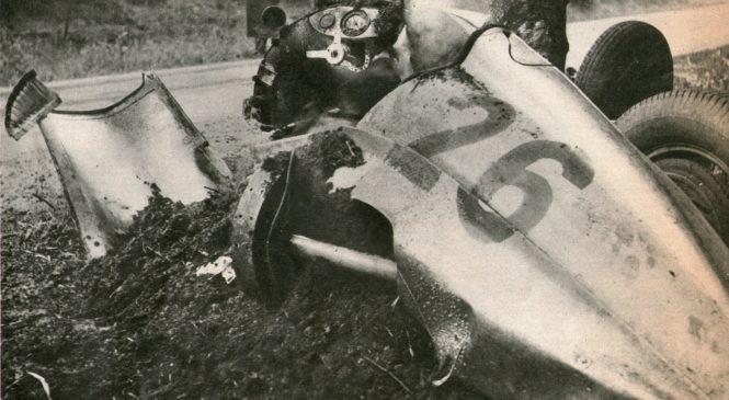 Большой приз Бельгии 1939 года: полузабытая трагедия