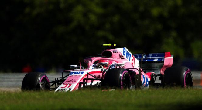 """""""Форс Индия"""" может не выйти на старт Гран-при Бельгии из-за юридических проблем"""