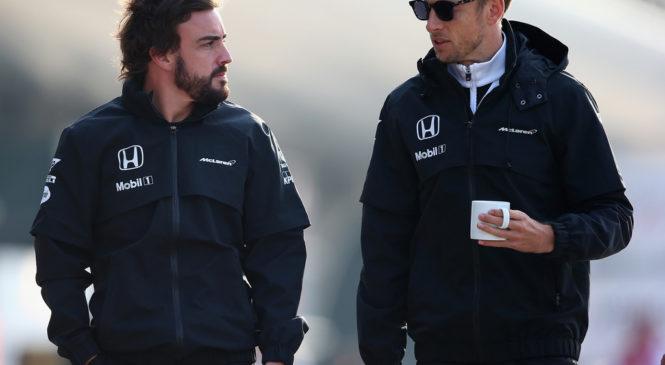 Баттон: Я думаю, что Фернандо принял верное решение