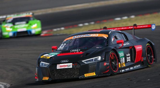 Салакуарда и Штипплер отпраздновали победу в «АДАК ГТ» на этапе в Нюрбурге