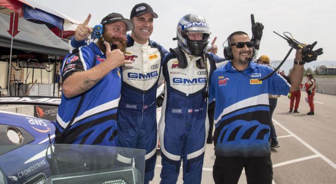 Джеймс и Готтсекер вновь победили, Софронас и Уэлш завоевали титул в «Пирелли Челлендж Спринт-Икс ГТС»