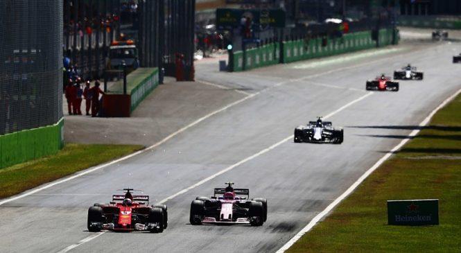 В ФИА подтвердили удлинение зон ДРС на четырех из восьми оставшихся этапах «Формулы-1» 2018 года