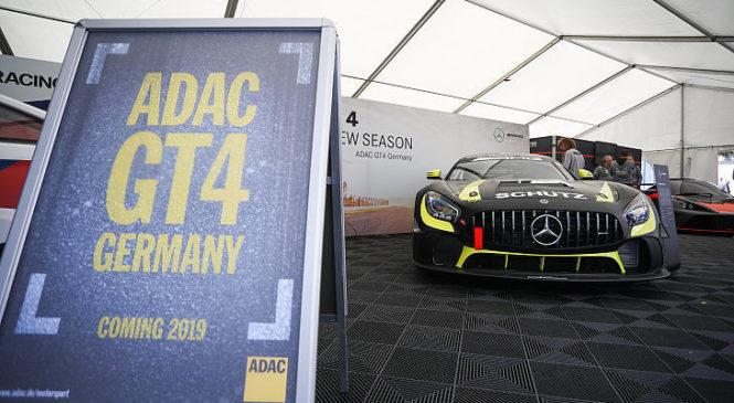 В Германии и Италии запустят серии ГТ4