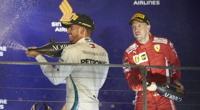 Хэмилтон: Мне надо выигрывать каждую гонку