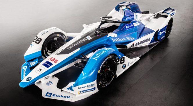 Да Кошта и Симс будут выступать за «БМВ» в пятом сезоне «Формулы-Е»