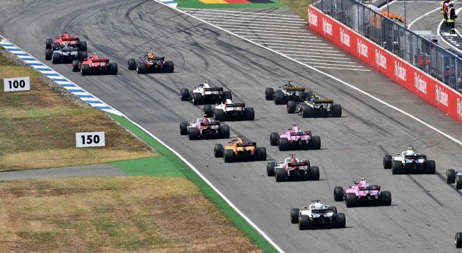 Опубликована предварительная версия календаря «Формулы-1» на 2019 год
