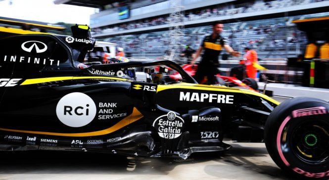 Маркелов поблагодарил «Рено» за возможность дебютировать в Ф1