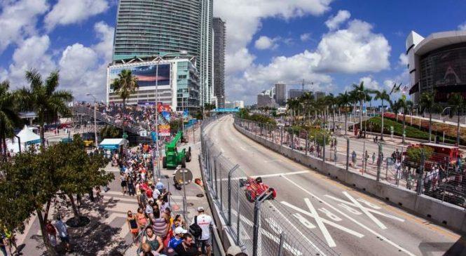 Параллельно с БП США в Майами пройдут заезды Ф1