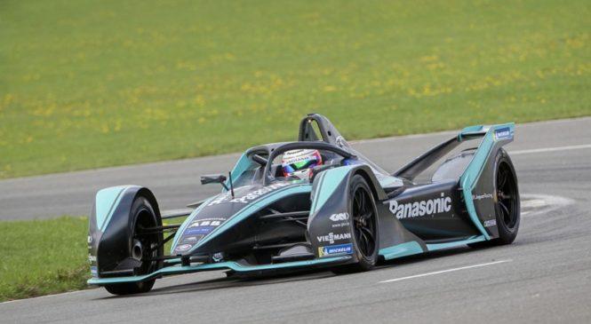 Эванс и Пике продолжат выступать за «Ягуар» в пятом сезоне «Формулы-Е»