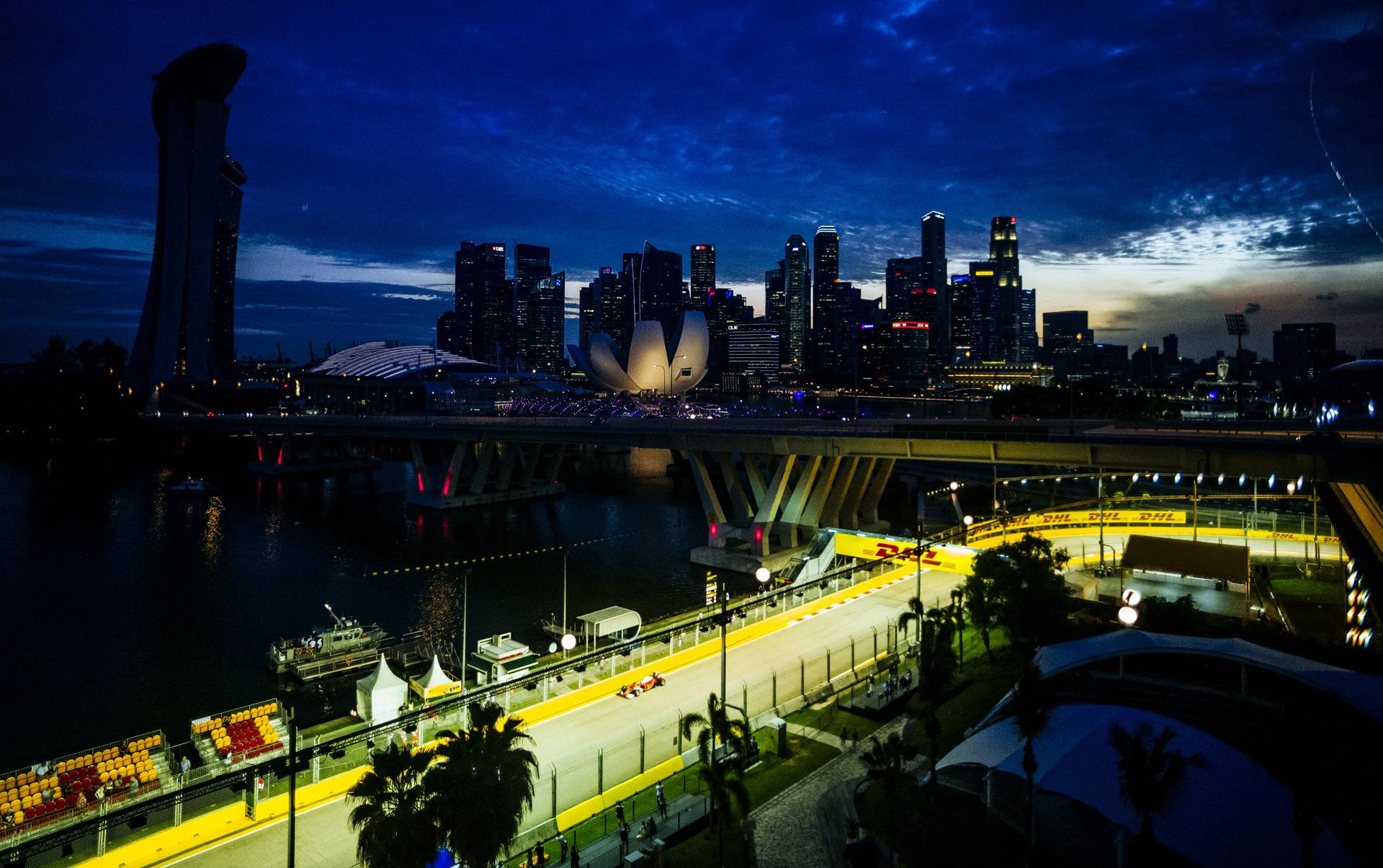 БП Сингапура 2015 года
