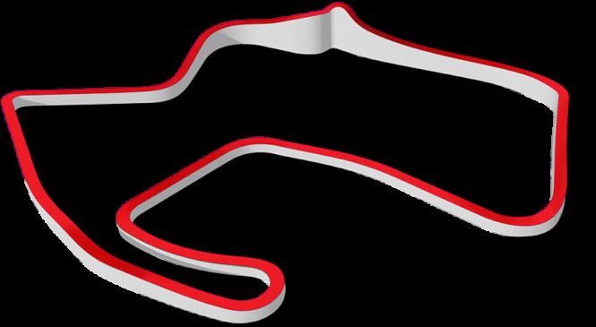 Круг по Лагуна-Сека за рулём спортпрототипа