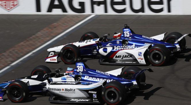Команда Бобби Рэйхола планирует расшириться до трёх автомобилей в 2019-м