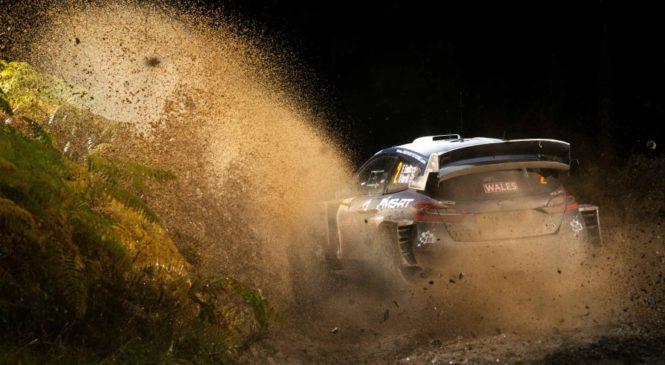 WRC: Ралли Великобритании может выйти за пределы Уэльса после 2019 года