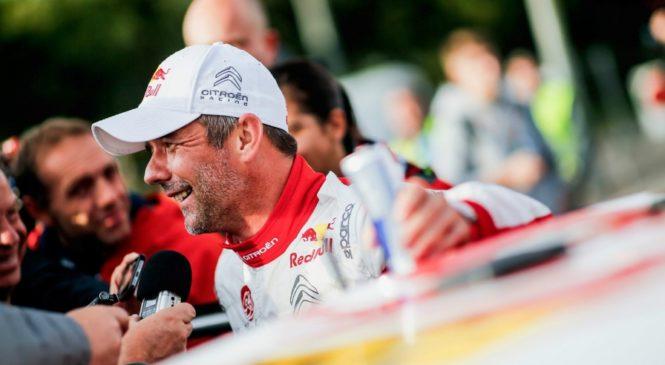 Себастьен Лёб намекнул на возвращение в WRC в следующем сезоне