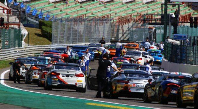 В 2019 году состоится пятичасовая гонка на выносливость ГТ4 в Спа