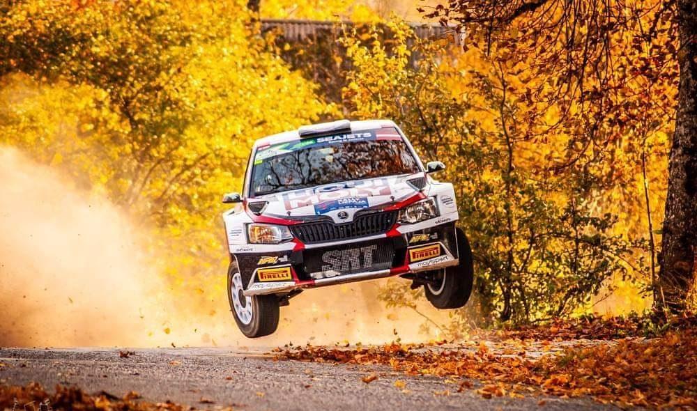 Чемпион ERC U28 2018 Николай Грязин