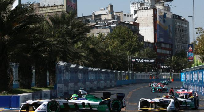 «Формула-Е» вернётся в Сантьяго в пятом сезоне