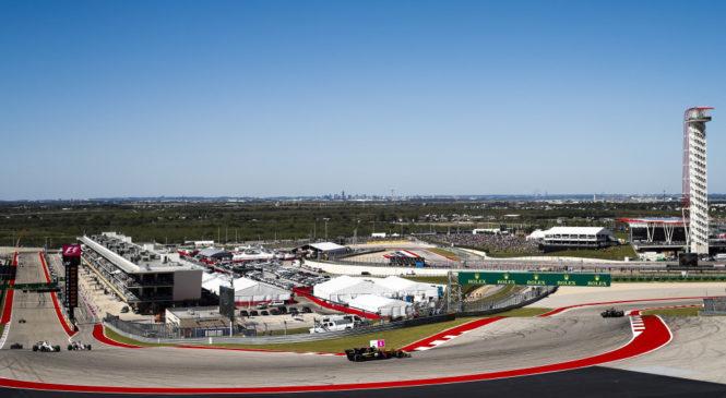 """Вторая гонка в США пойдёт """"Формуле-1"""" на пользу"""