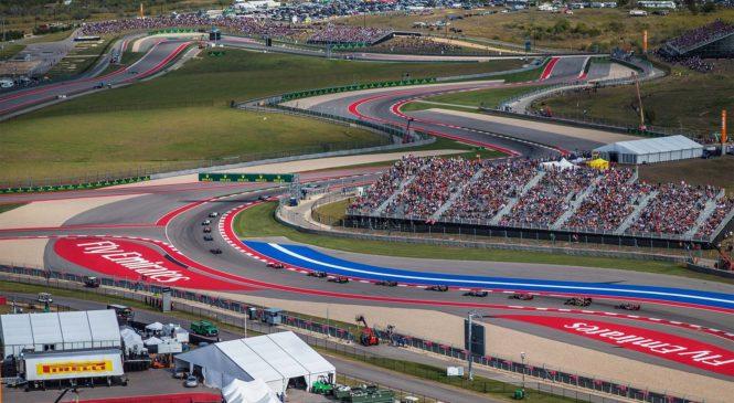 Чего ожидать от гонки Ф1 в Техасе?