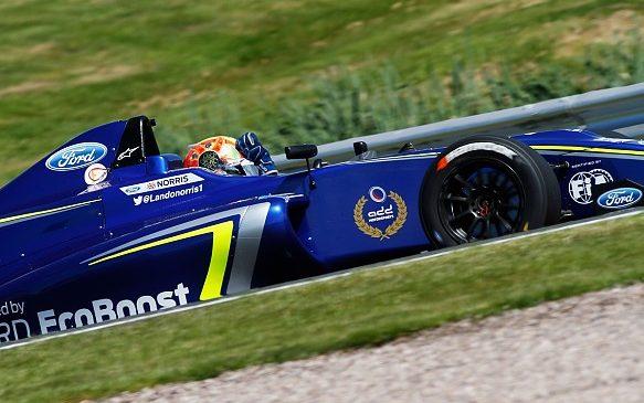 «Карлин» возвращается в британский чемпионат «Формулы-4» после годичного отсутствия