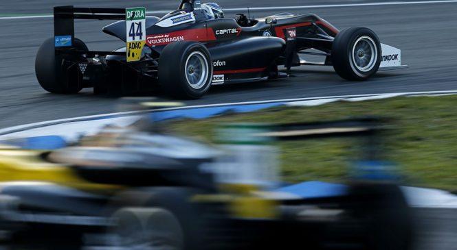 Випс выиграл поул ко 2-й гонке Ф3 в Германии, Шварцман стартует первым в 3-й