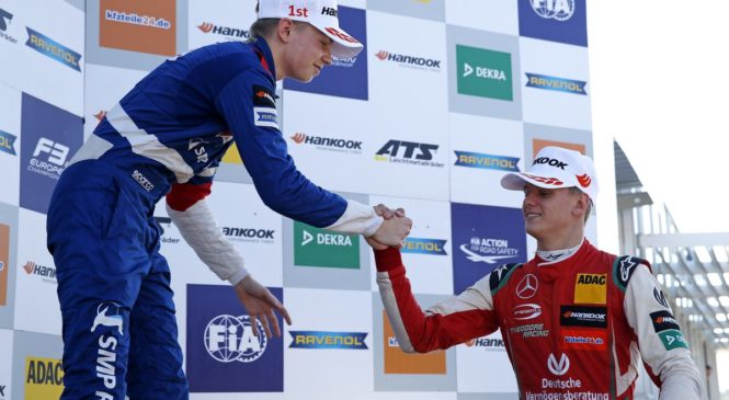 Путь в высшую лигу. Что означают титулы Шумахера и Шварцмана в «Формуле-3»