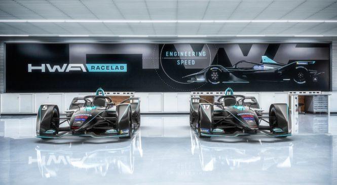 Вандорн продолжит карьеру в «Формуле-Е»