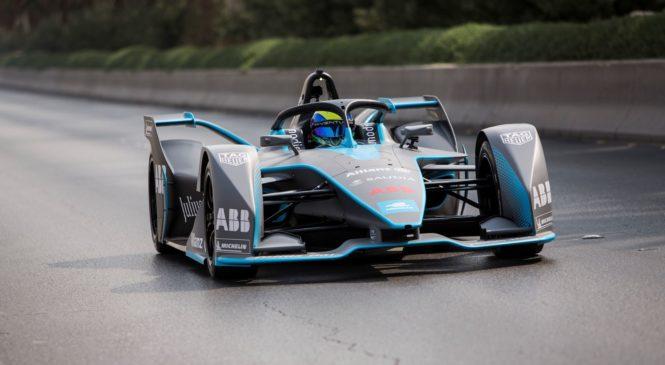 """Берн заменит Цюрих в календаре пятого сезона """"Формулы-Е"""""""