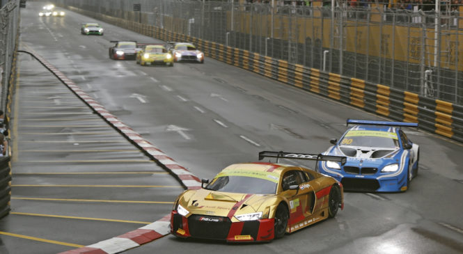 15 гонщиков сразятся за мировой кубок ФИА ГТ