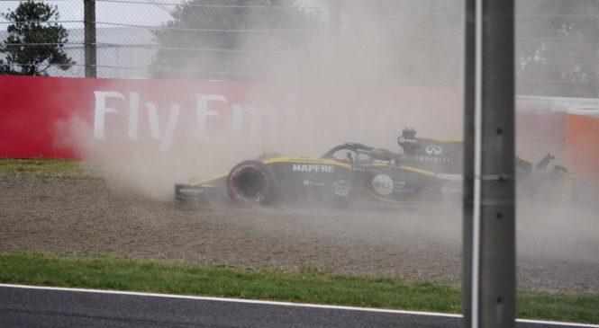Хэмилтон – быстрейший в субботней тренировке Гран-при Японии