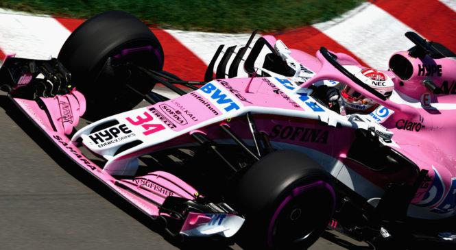 Николас Латифи примет участие в трех сессиях свободных заездов «Формулы-1» до конца сезона