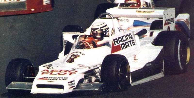 Риккардо Патрезе во время БП Японии 1978 года