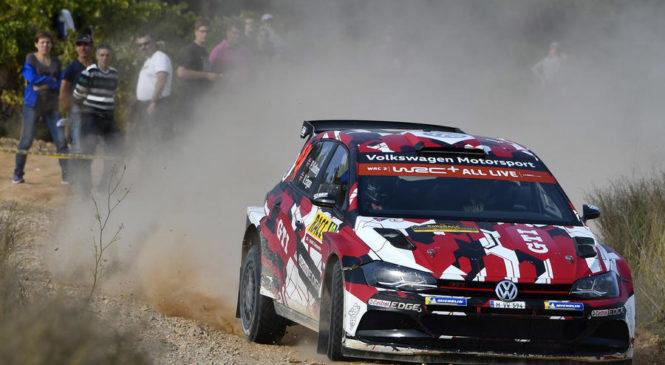 """""""Фольксваген"""" намекнули, что могут выставить """"Поло R5"""" в WRC2 или ERC в 2019 году"""