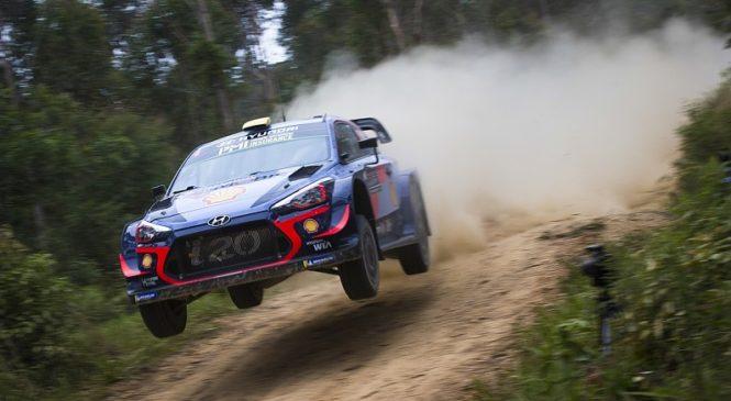 WRC: ФИА могут ввести «виртуальные шиканы» после инцидента с трактором в Ралли Австралии