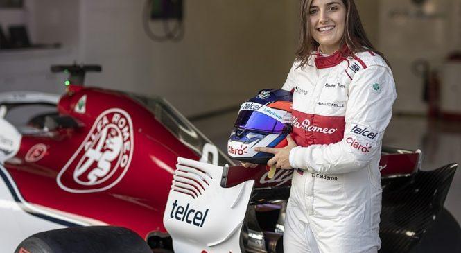 """Кальдерон: """"Формула-2"""" обязательна для попадания в Ф1"""