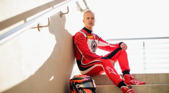 Мазепин продолжит карьеру в чемпионской команде «Формулы-2»