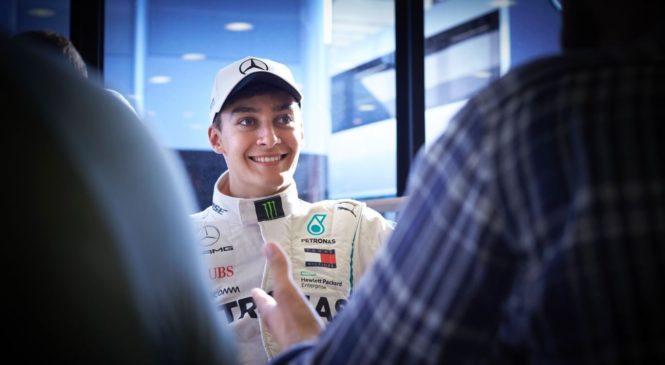 Джордж Расселл: Я мог стать гонщиком БМВ и обеспечить себе карьеру на 20 лет вперед