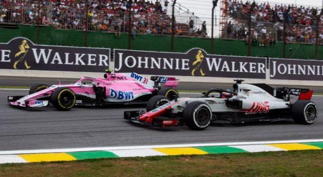«Хаас» подал протест на участие «Форс Индии» в «Формуле-1»