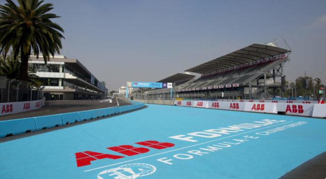 Мексика примет третью и последнюю сессию тестов «Формуле-Е» по ходу сезона