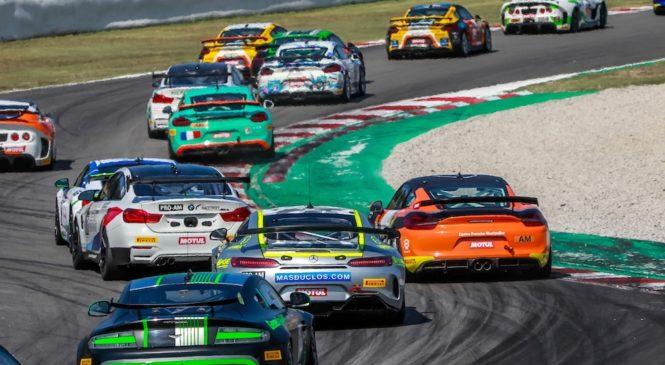 21 экипаж сразится за Международный кубок ГТ4 в Бахрейне