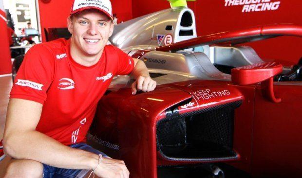 Мик Шумахер продолжит карьеру в Ф2 в составе «Премы»