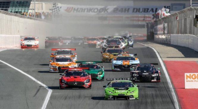 Почти 100 экипажей представлены в предварительном списке участников «24 часов Дубая»