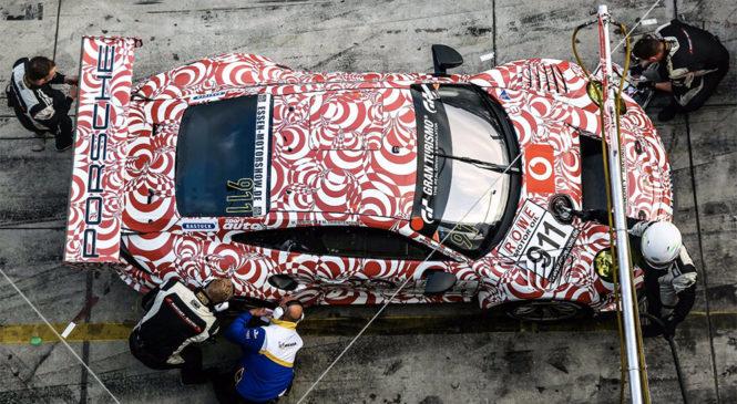До семи новых «Порше 911 ГТ3-Р» ожидается в «24 часах Дейтоны»