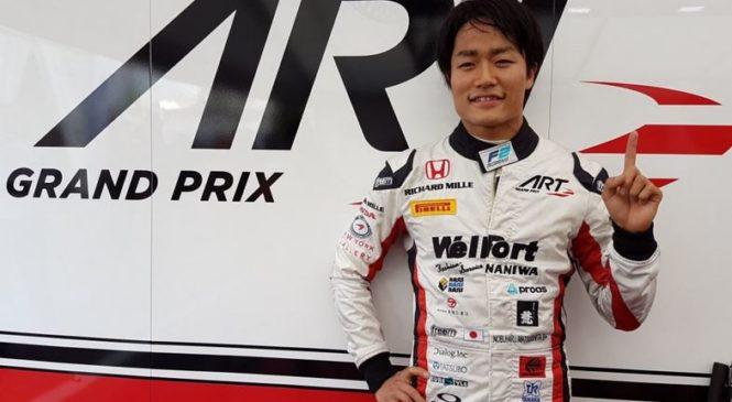 "Нобухару Мацусита хочет вернуться в ""Формулу-2"""